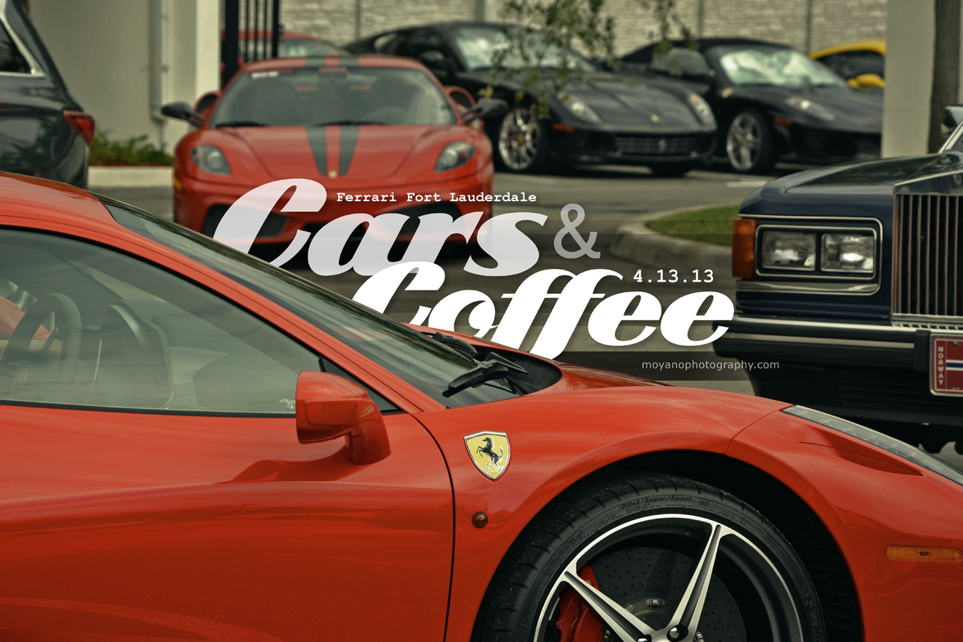 cars coffee ferrari maserati of fort lauderdale. Cars Review. Best American Auto & Cars Review